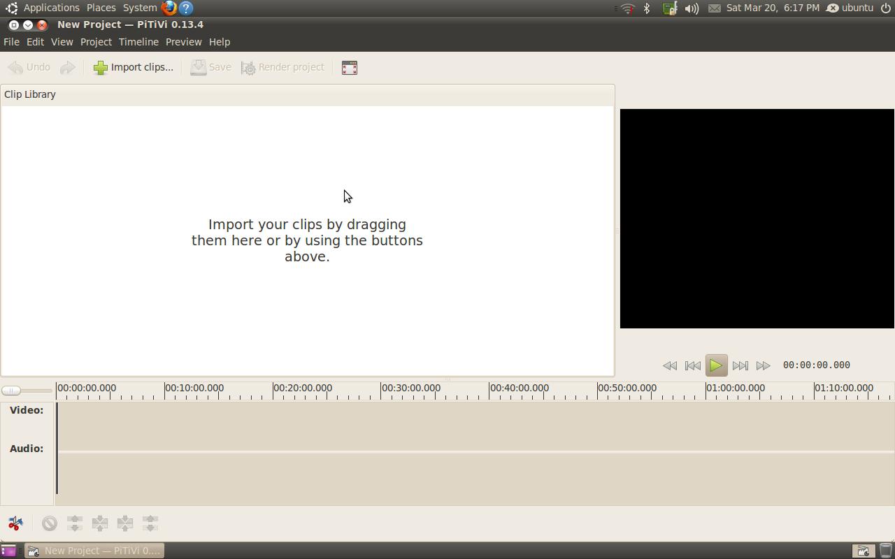 "Ubuntu 10.04 ""Lucid Lynx"" (PiTiVi)"