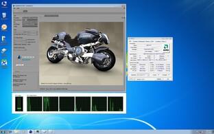 Benchmarks eines AMD Phenom II X6 1055T
