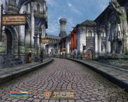 Nvidia GF100 Oblivion - 4xAF