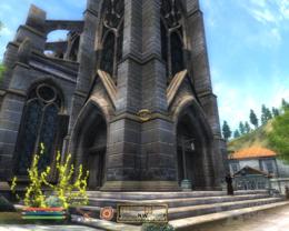 Nvidia GF100 Oblivion - 4xTSSAA