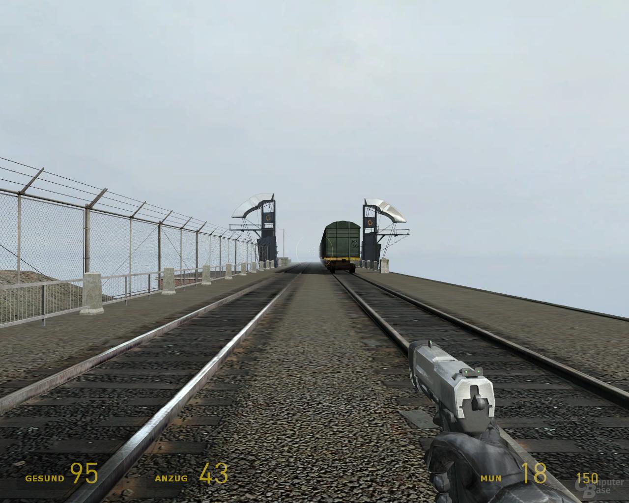 ATi RV870 Half-Life 2 - 1xAF