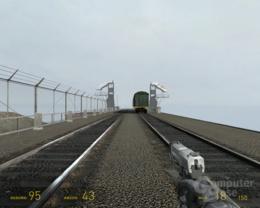 ATi RV870 Half-Life 2 - 1xHQAF