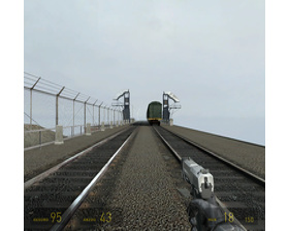 Nvidia GT200 Half-Life 2 - 1xAF