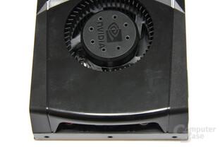 GeForce GTX 480 von oben