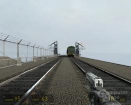 Nvidia GT200 Half-Life 2 - 1xHQAF