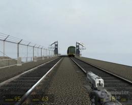 Nvidia GT200 Half-Life 2 - 4xHQAF