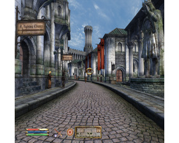 Nvidia GT200 Oblivion - 16xAF