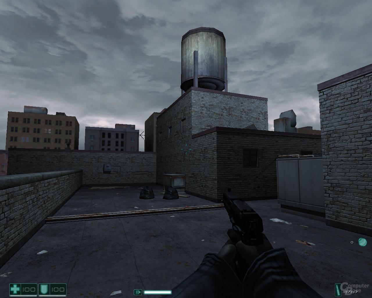 Nvidia GF100 FEAR -  1xAA
