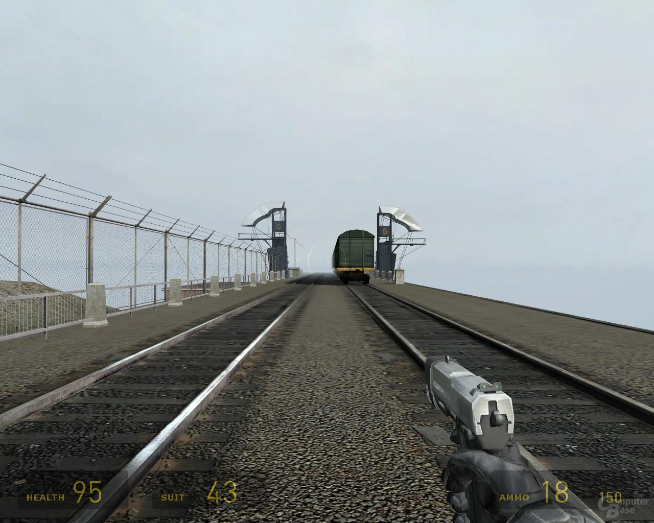 Nvidia GF100 Half-Life 2 -  1xAF