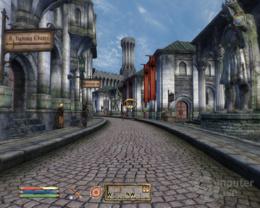 Nvidia GF100 Oblivion - 16xAF