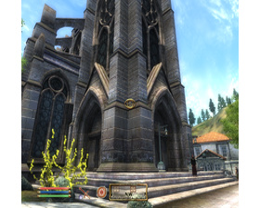 Nvidia GF100 Oblivion - 1xAA