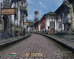 Nvidia GF100 Oblivion - 1xHQAF