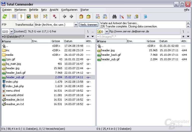 FTP-Client
