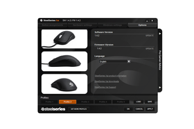 Steelseries Xai Software-Übersicht