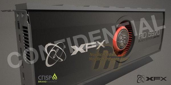 XFX Radeon HD 5970 Black Edition