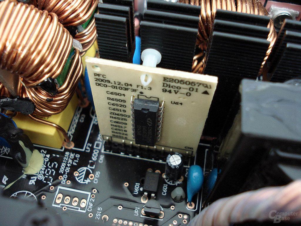 Cougar GX G600 – PWM/PFC Controller