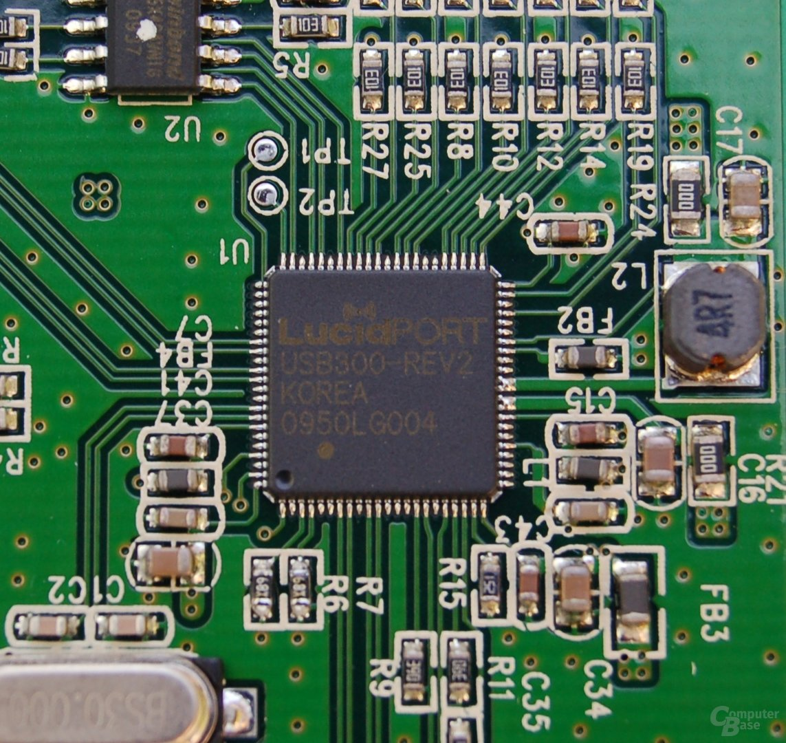 LucidPort USB300