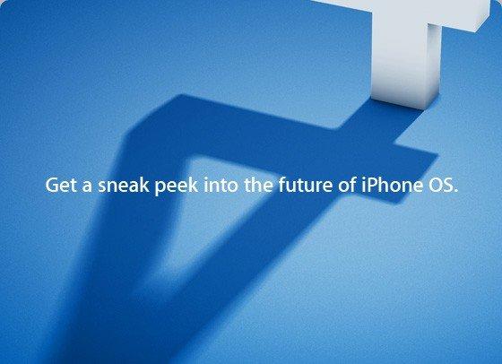 Apple iPhone OS 4.0 Teaser
