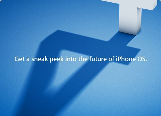 Apple iPhone OS 4.0 Teaser