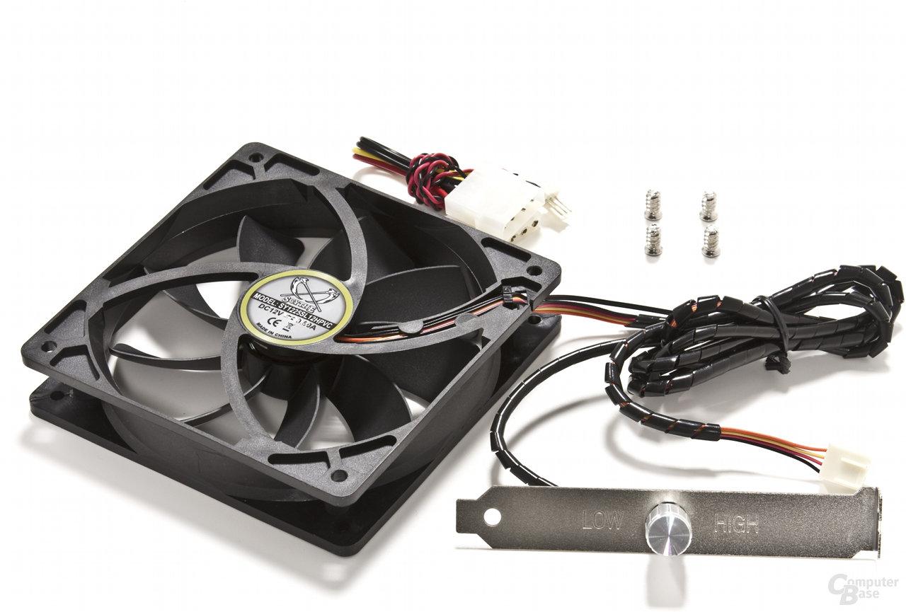 Slip Stream 120 PWM Adjustable