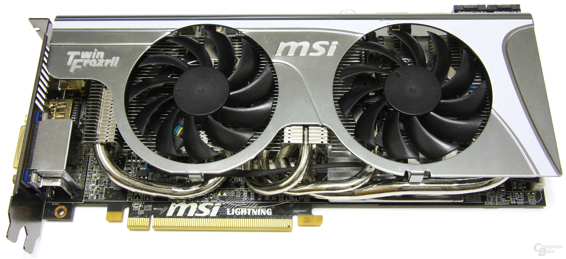 MSI Radeon HD 5870 Lightning