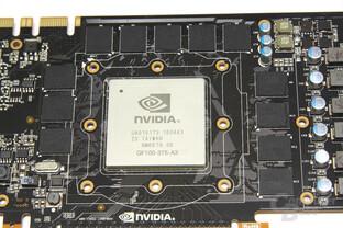 GeForce GTX 480 GPU und Speicher