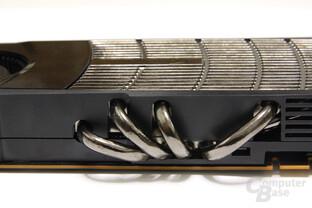 GeForce GTX 480 Heatpipes