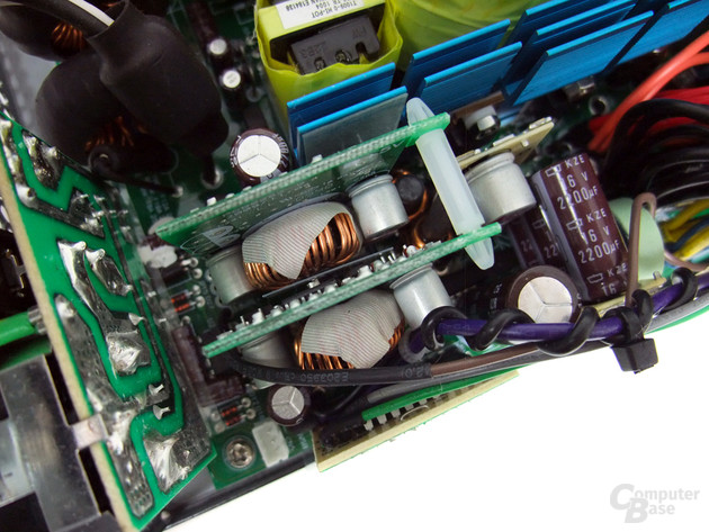 Enermax Modu87+ 600W – Gleichstromwandler