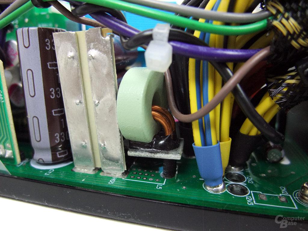 Enermax Modu87+ 600W – Filterung