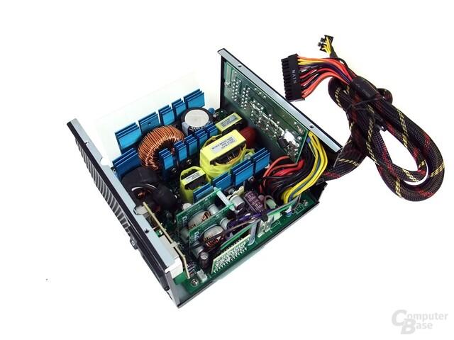 Enermax Modu87+ 600W – Innenraum