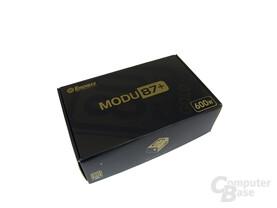 Enermax Modu87+ 600W – Verpackung