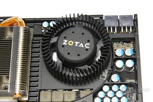GeForce GTX 470 Lüfter ohne Haube