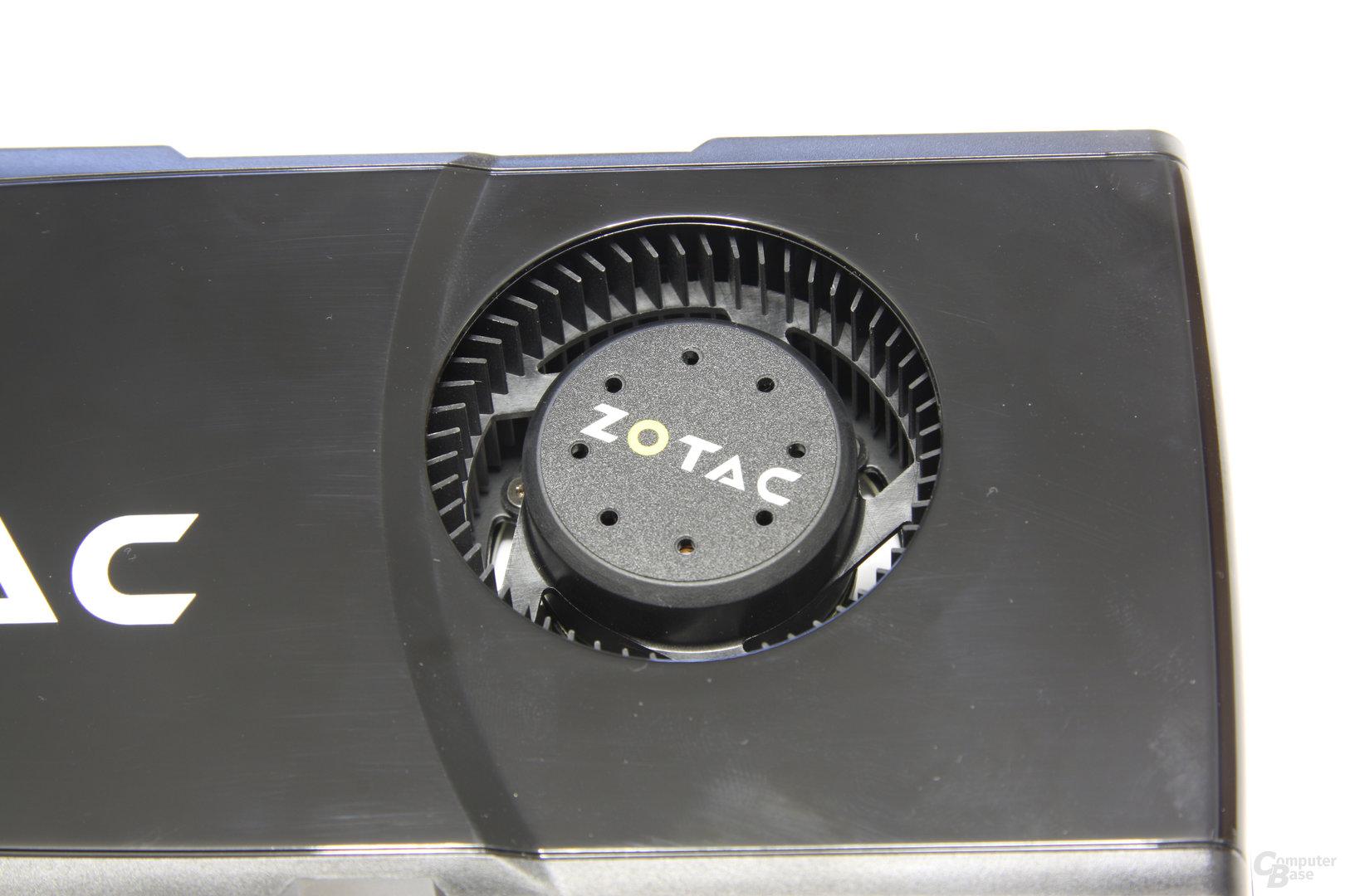GeForce GTX 470 Lüfter