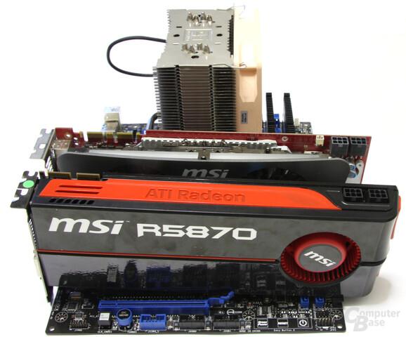 MSI Big Bang Fuzion mit ATi und Nvidia