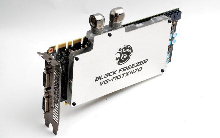 """Inno3D """"Black Freezer"""" GeForce GTX 470"""