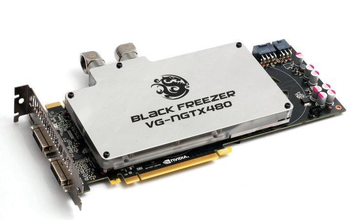 """Inno3D """"Black Freezer"""" GeForce GTX 480"""