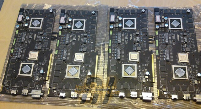 "4x Asus ""Ares"""