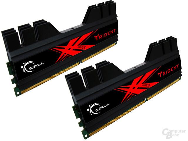 GSkill Trident DDR3-2500