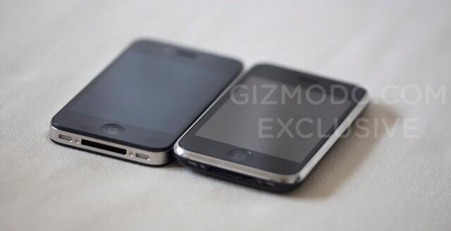 Vergleich Apple mit iPhone 3GS