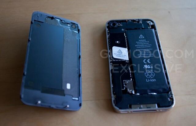 Zerlegtes iPhone der nächsten Generation
