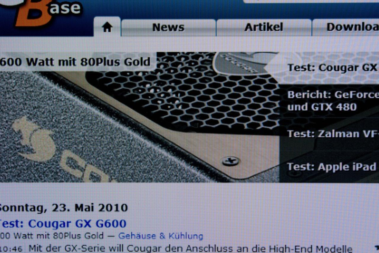 Acer D241H 1280 x 720 Pixel