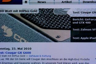 Acer D241H 1360 x 768 Pixel