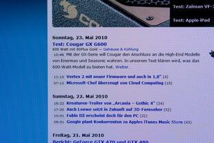 Acer D241H native Auflösung