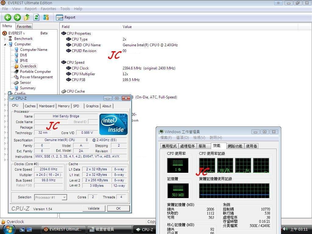 "Intel-""Sandy Bridge""-Sample"