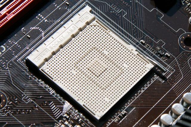 Sockel AM3 von AMD