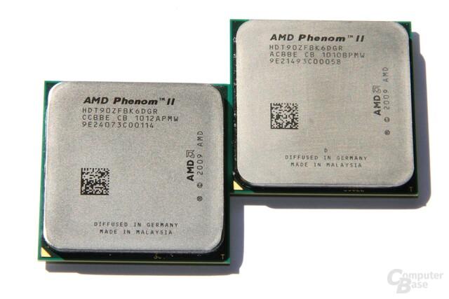 Zwei mal sechs Kerne von AMD
