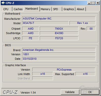 Asus 790GX - aktuelles BIOS aber keine X6-Unterstützung