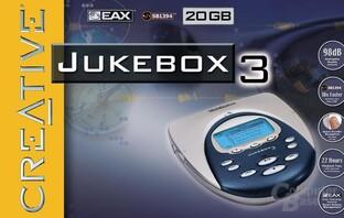 Creative Jukebox 3 - Verpackung
