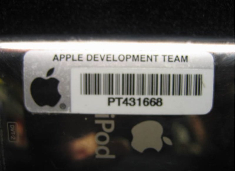 Prototyp des iPod touch?