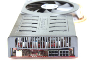 Radeon HD 5870 PCS+ Stromanschlüsse